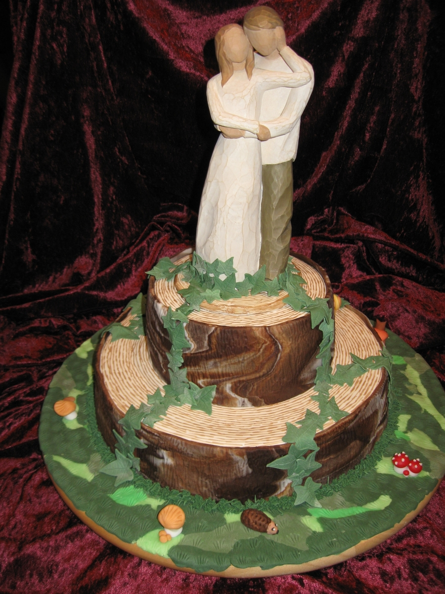 Tree Married on Cake Central