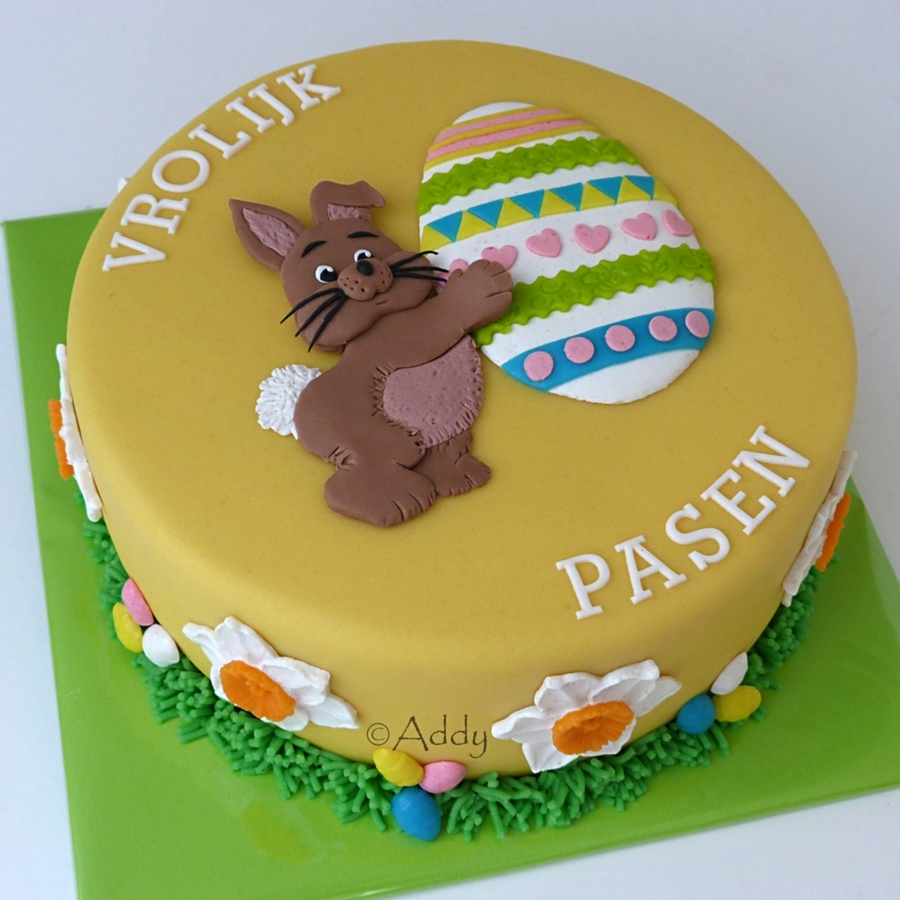 My Easter Cake on Cake Central