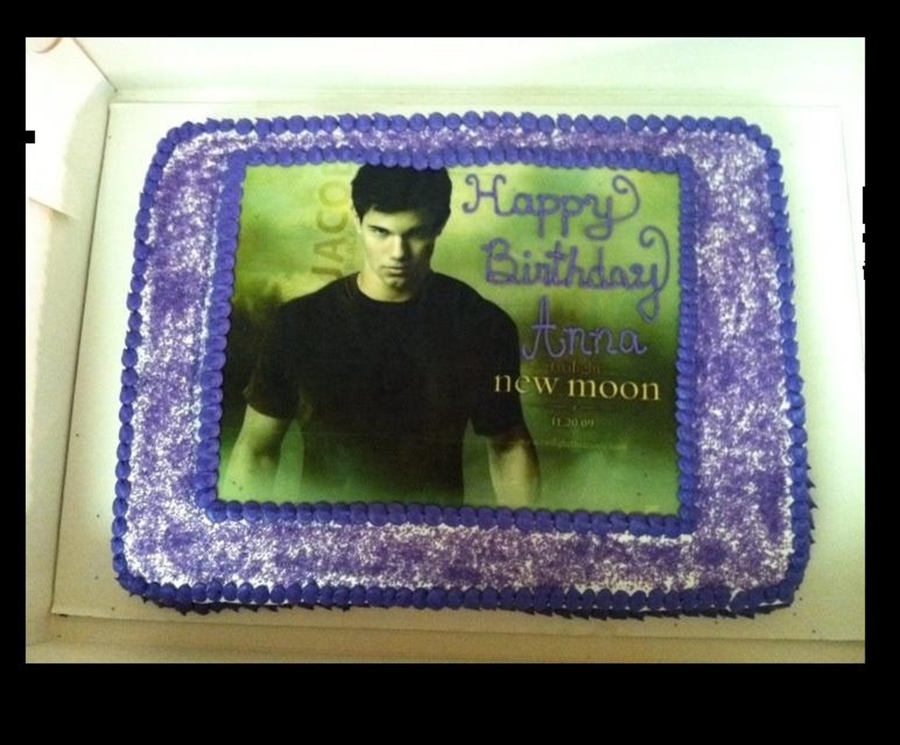 Twilight Birthday on Cake Central