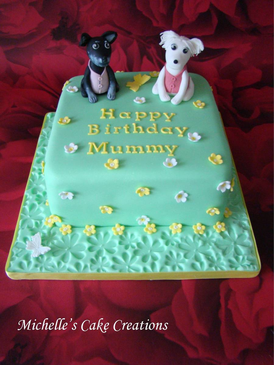 A Dog Cake on Cake Central