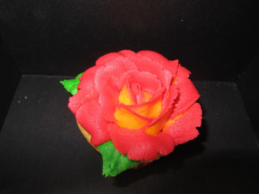 A Rose For My Sweetheart on Cake Central