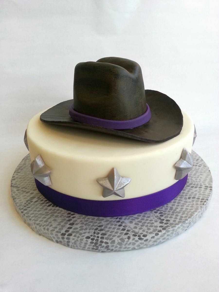 Cowboy Hat Wedding Cake Cakecentral
