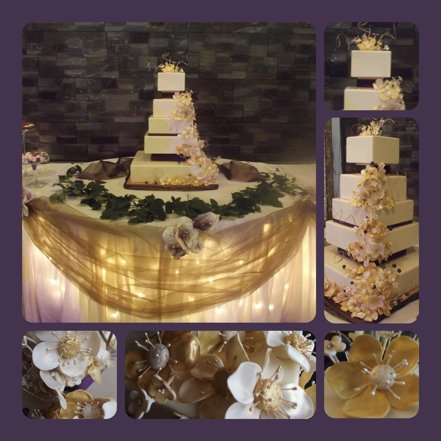 Wedding Cake Flower Recipe
