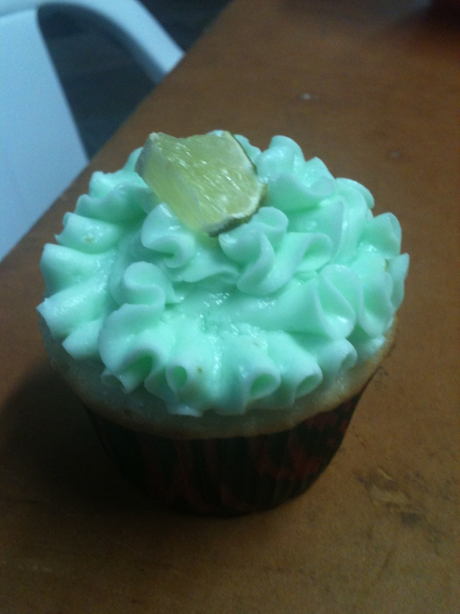 Margarita Cupcakes  on Cake Central