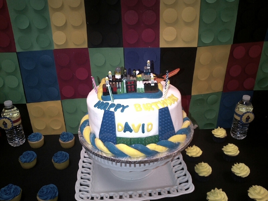 Lego Pasteljpg on Cake Central