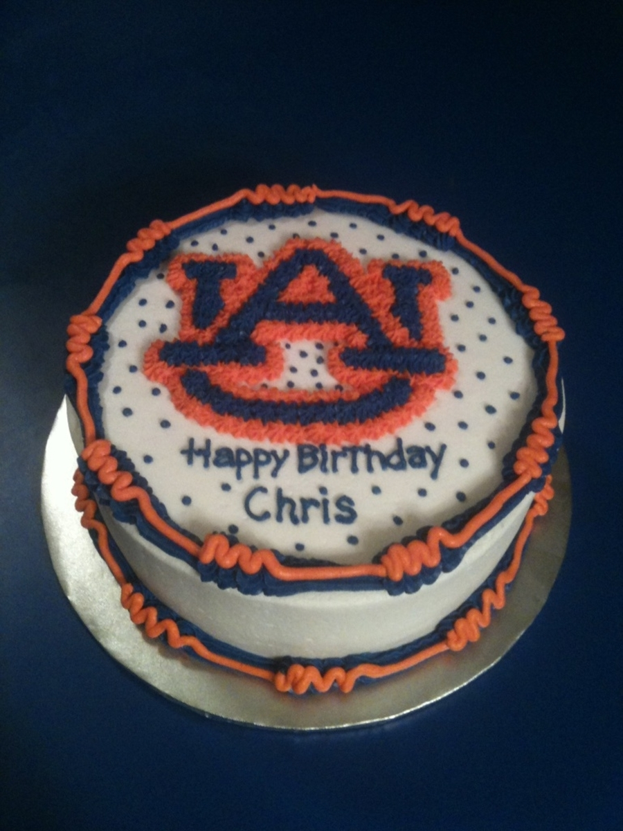War Eagle on Cake Central