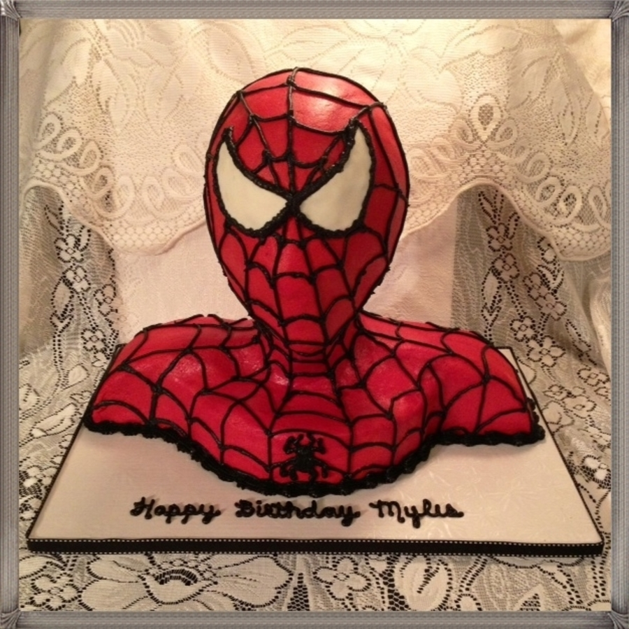 Spider-Man Birthday on Cake Central
