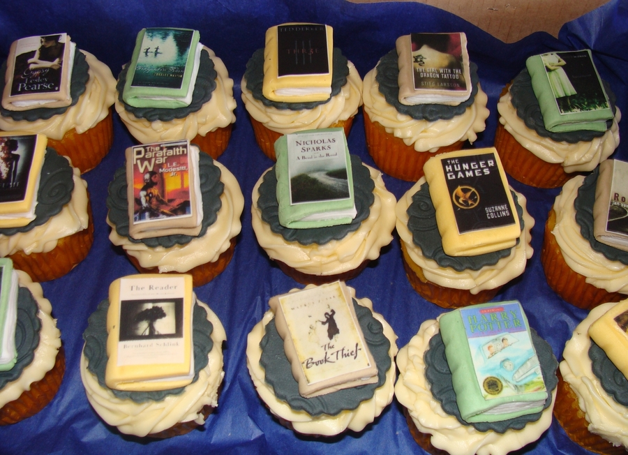 Books on Cake Central