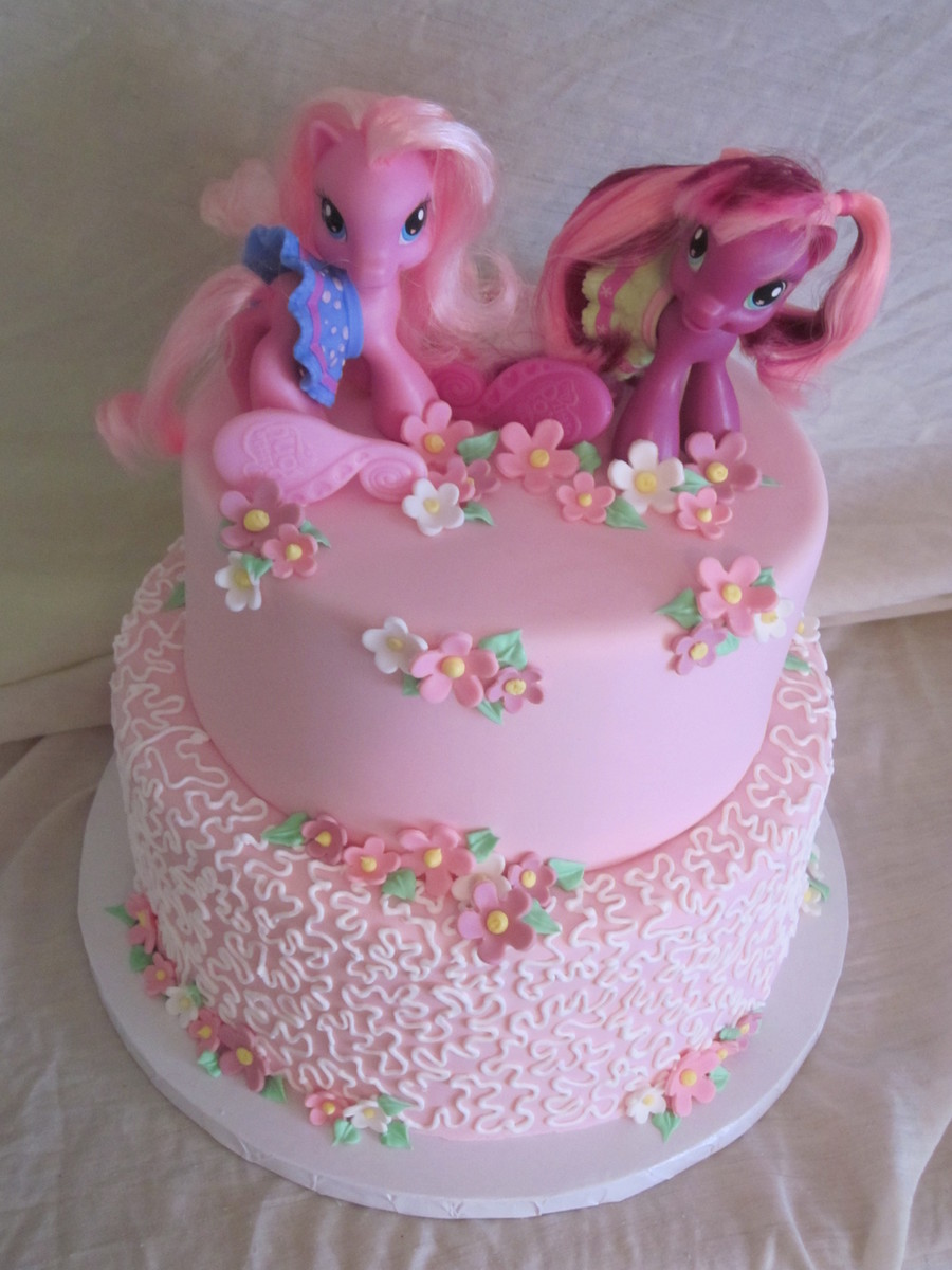 My Little Pony Birthday Cakes Pictures