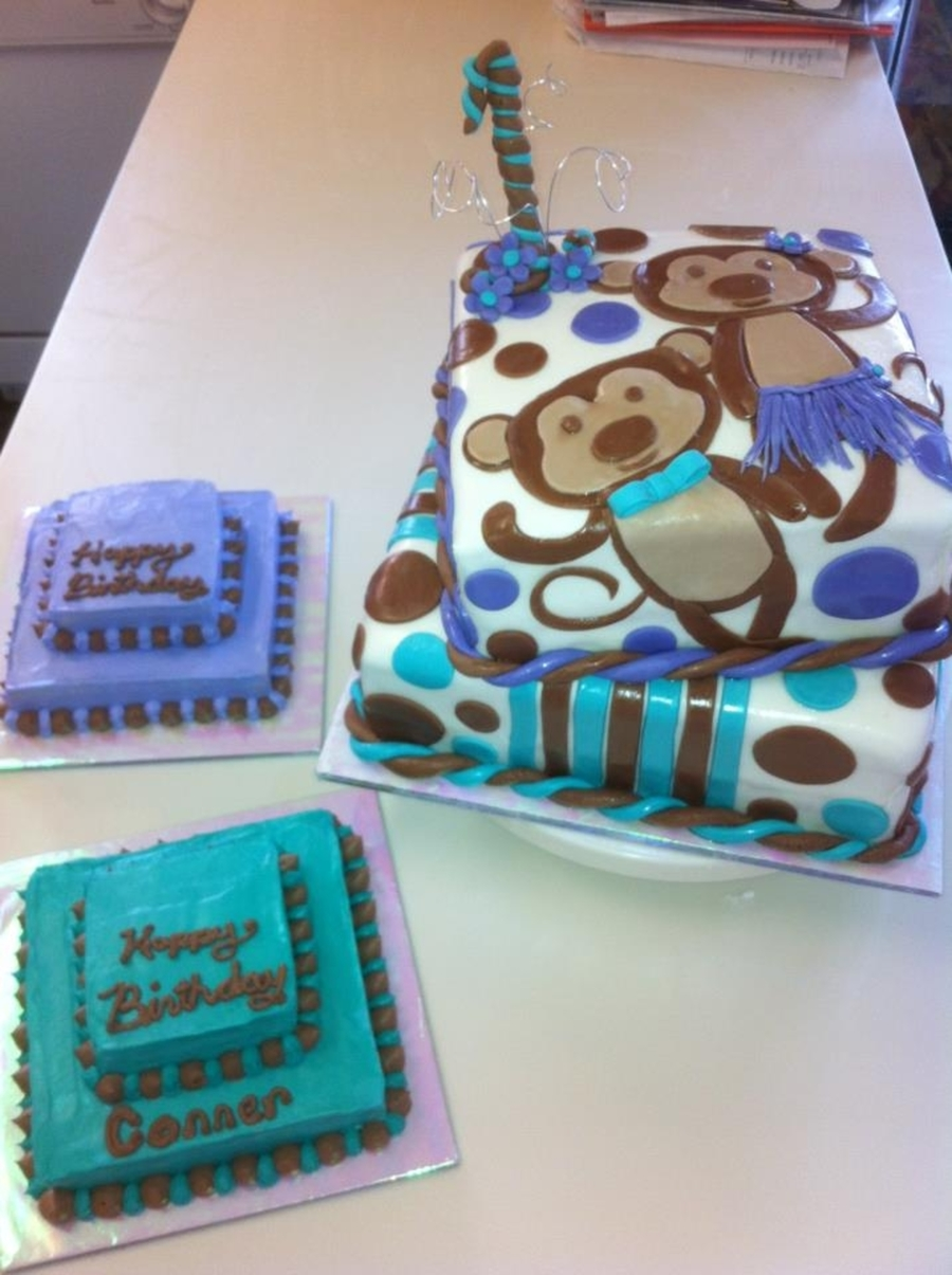Story Book Birthday Cakes