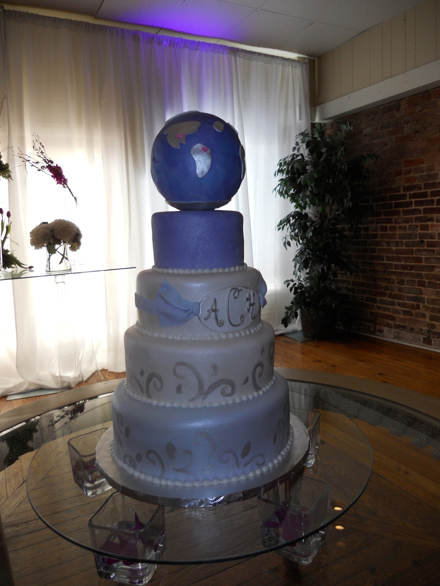 World Wedding Cake on Cake Central