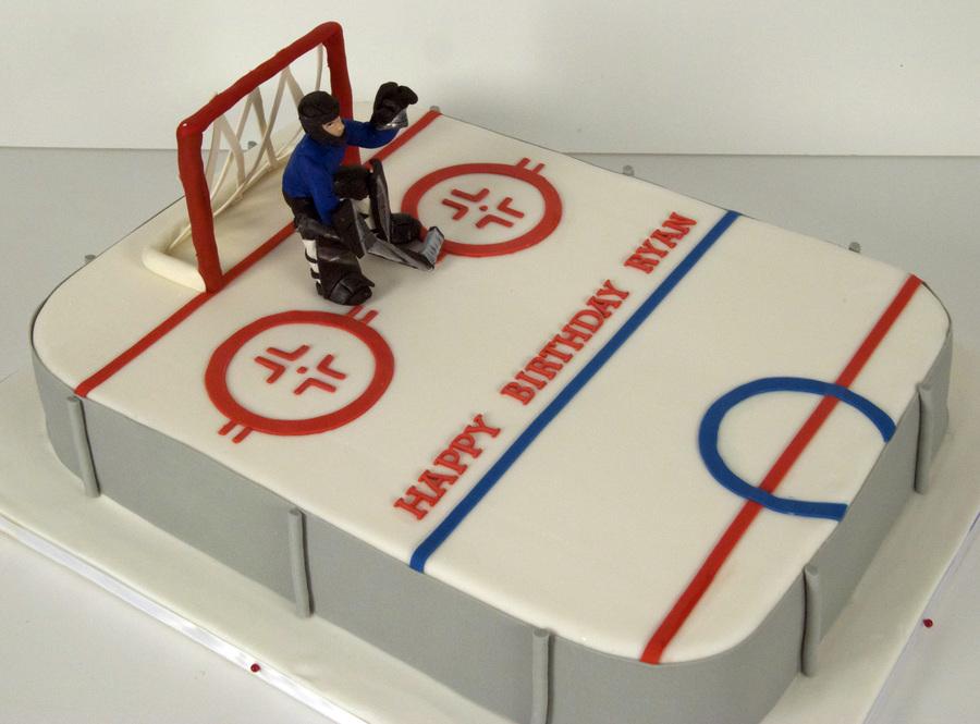 Hockey Cakes Toronto