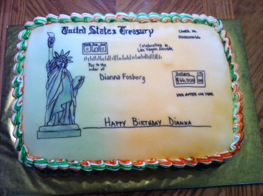 Social Security Check Cakecentral Com