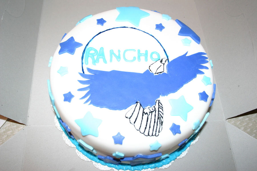 Rancho Eagles on Cake Central