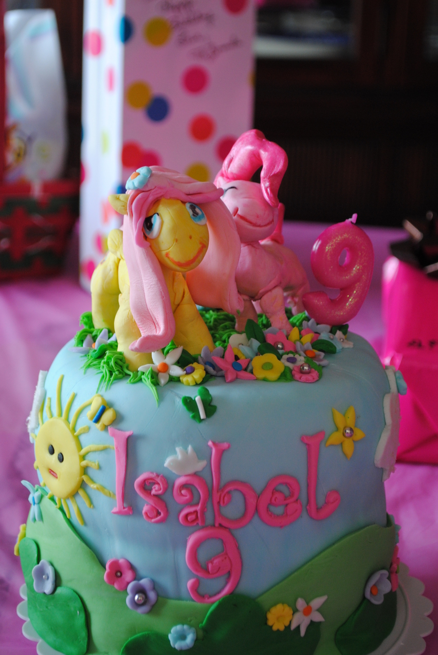 My Little Pony Friendship Is Magic Cake CakeCentralcom