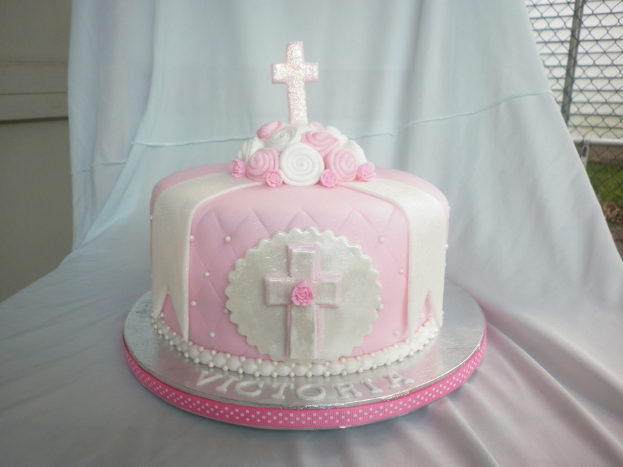 Communion Cake on Cake Central