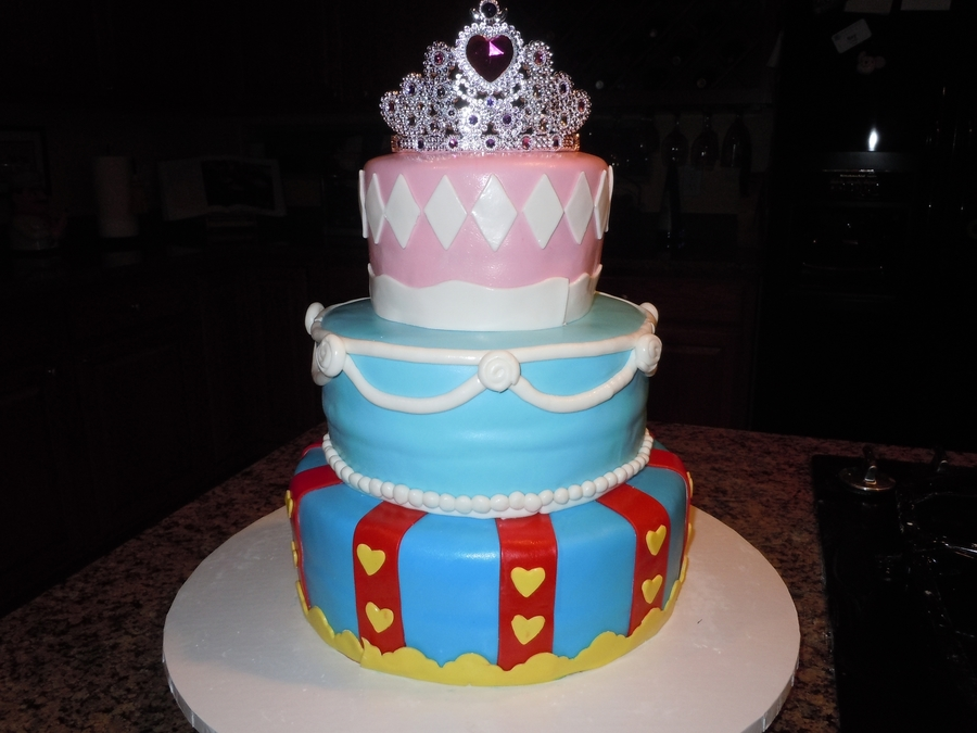 Disney Princesses on Cake Central