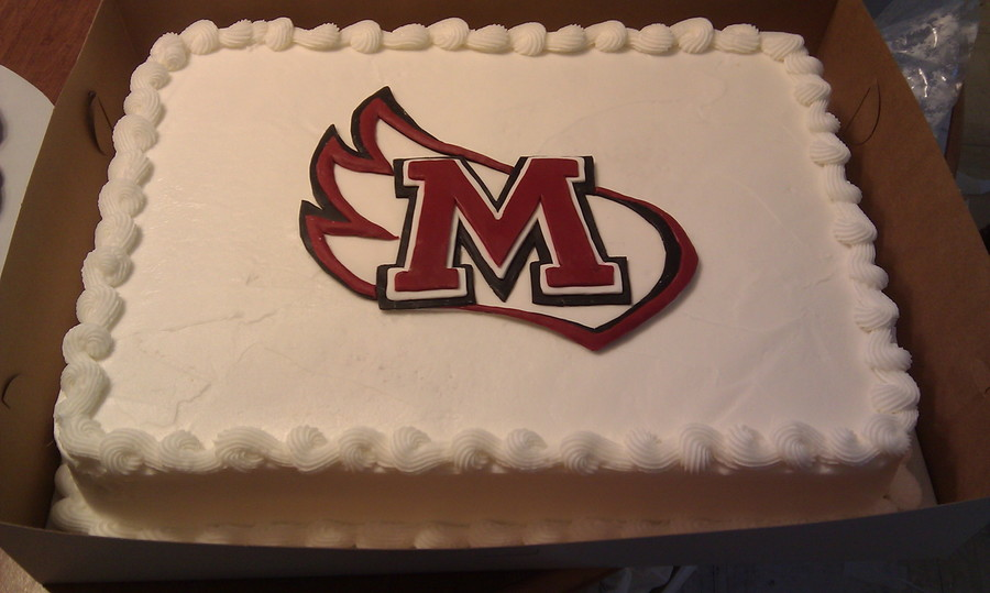 Meredith College Graduation on Cake Central