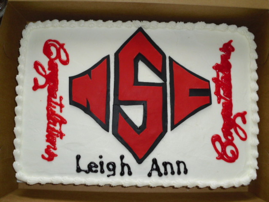 Nc State Graduation on Cake Central