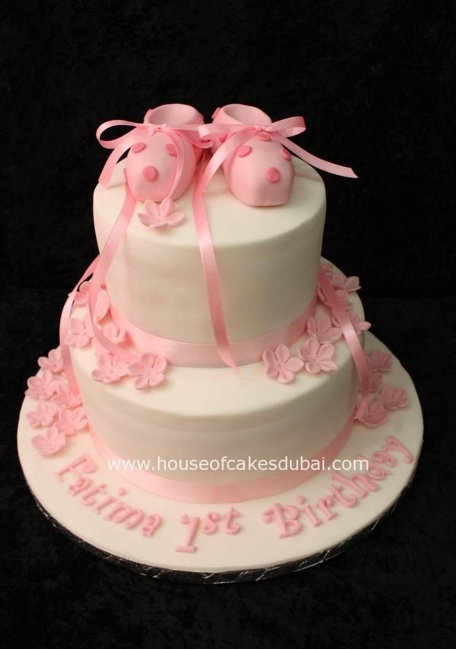 Ballerina Theme Cake on Cake Central
