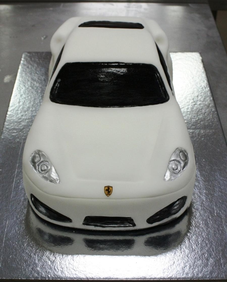 Ferrari car cake cakecentral car cake baditri Gallery