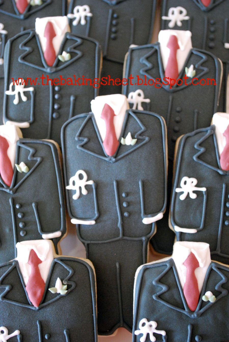 Communion Suits! on Cake Central