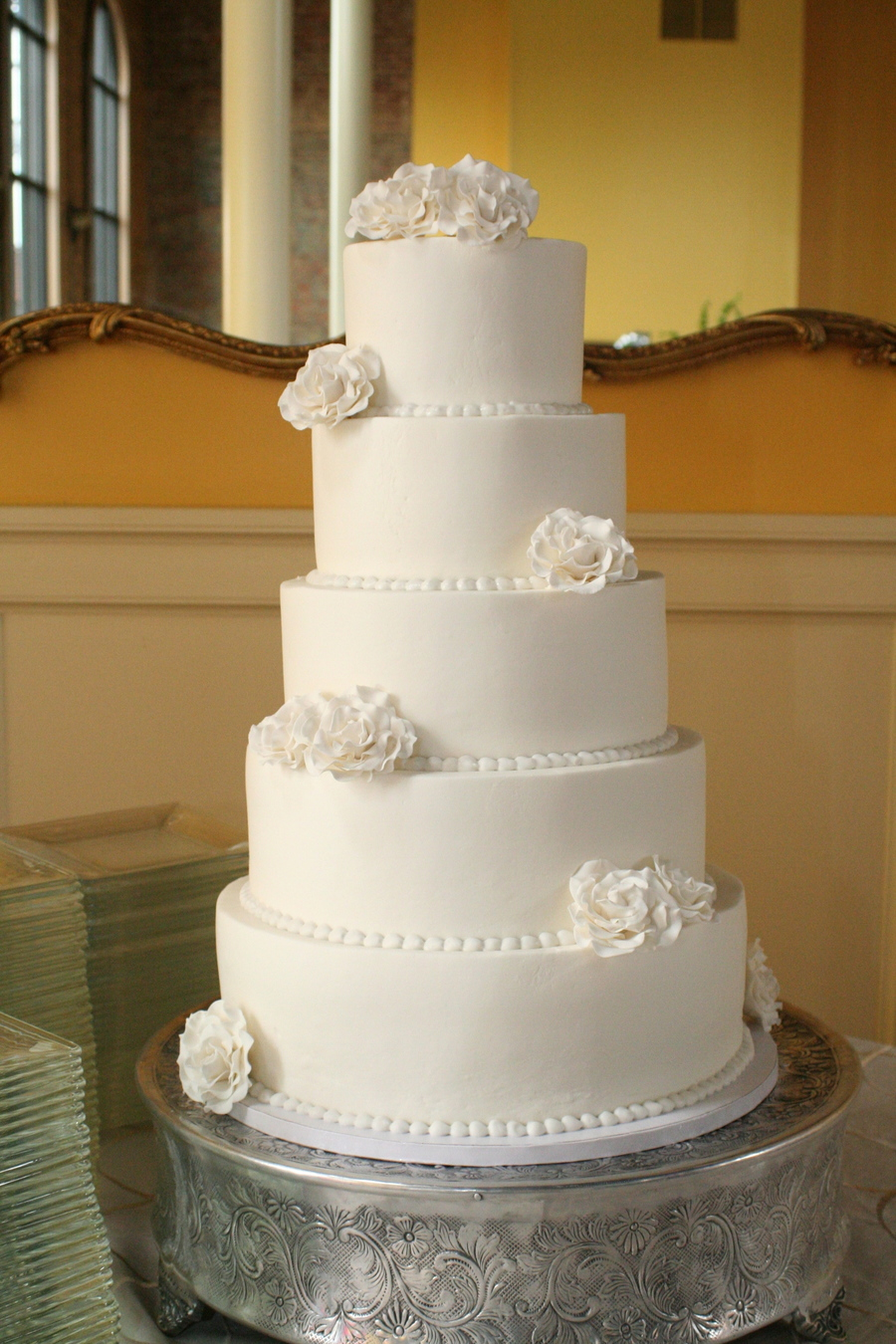 Simple Elegance on Cake Central