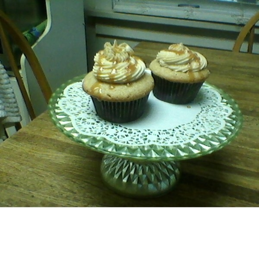 Harvest Apple Cupcakes on Cake Central