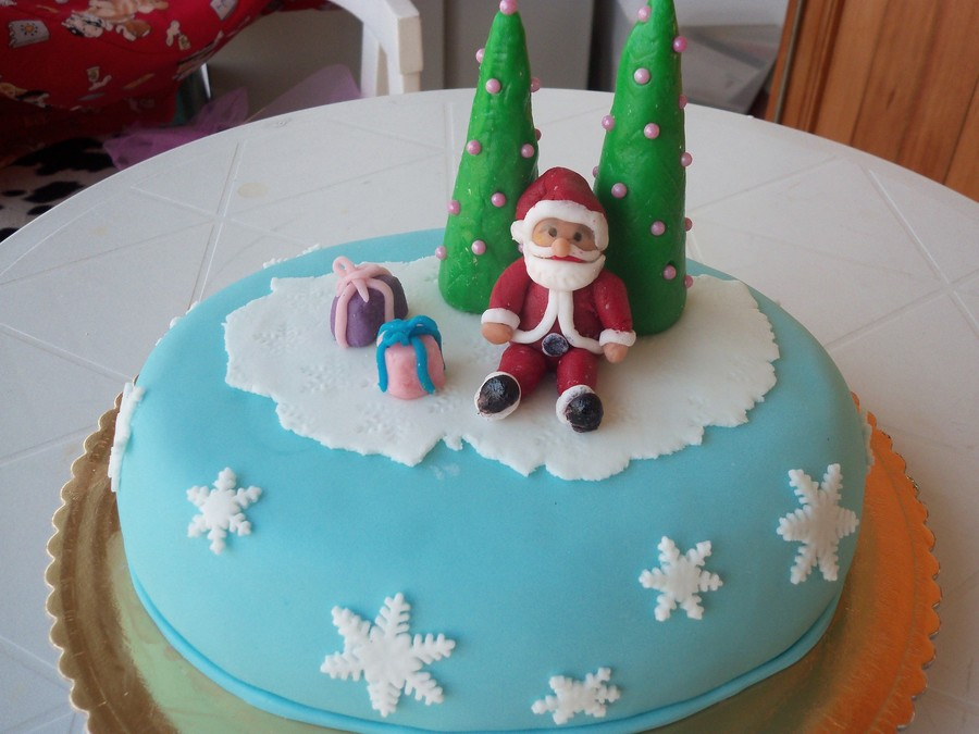Buon Natale on Cake Central