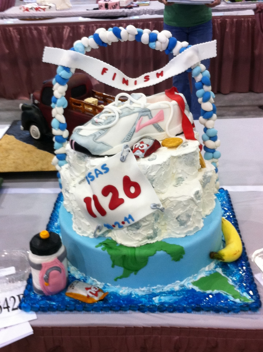 2011 Icing On The Cake Winner  on Cake Central