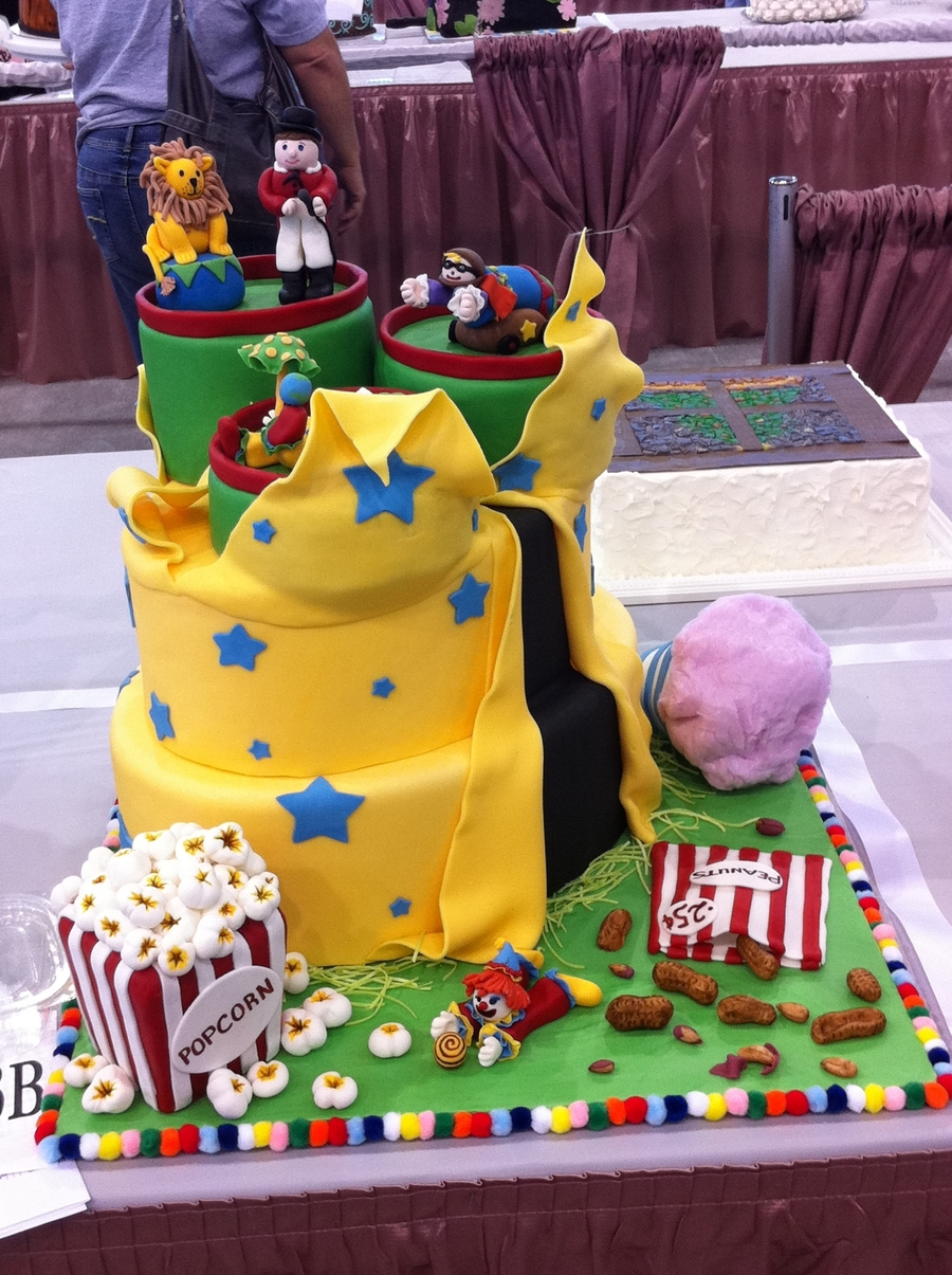 2011 Ossas Beginner's Winner on Cake Central