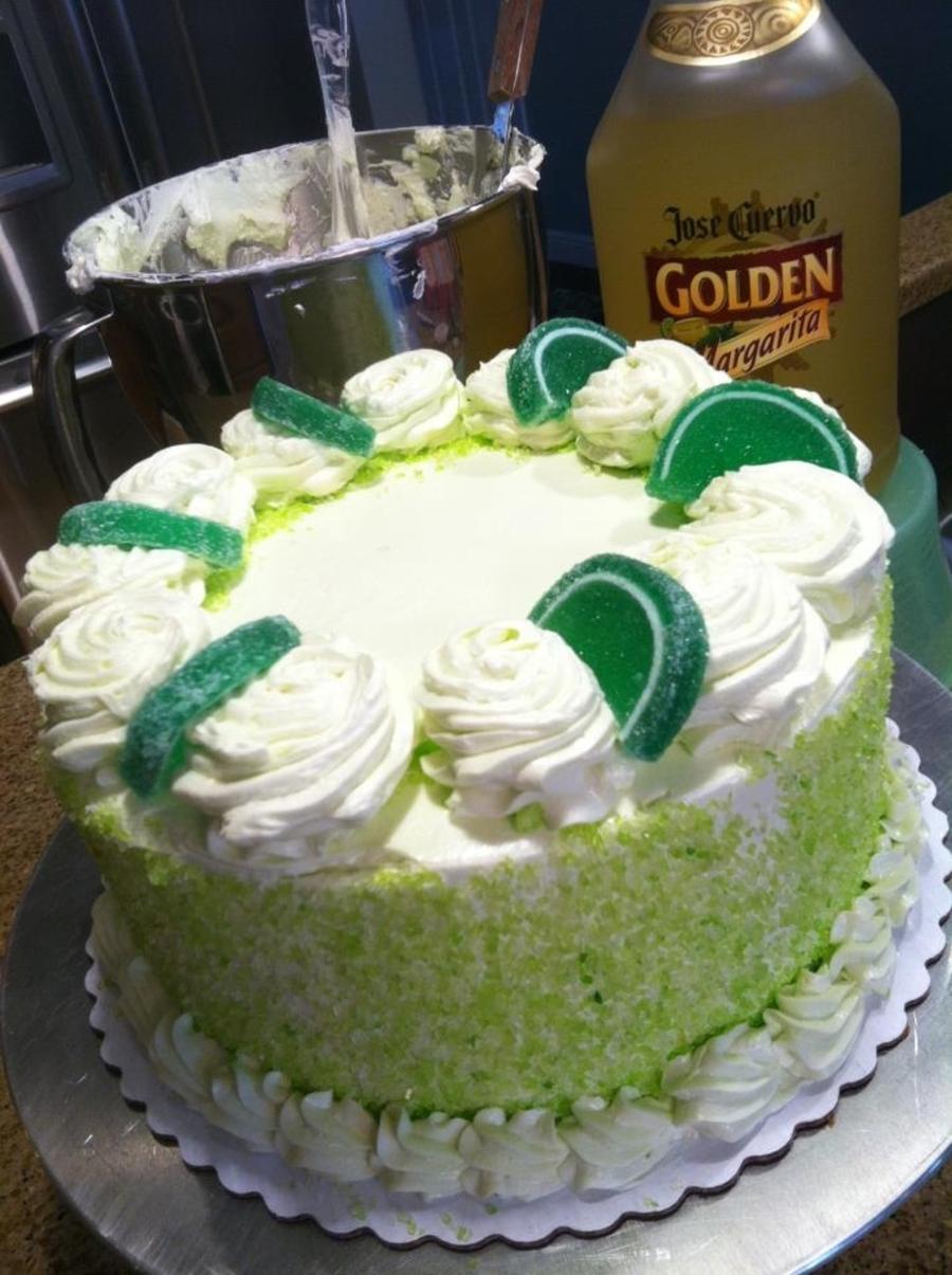 Margarita Cake Recipe Yellow Cake Mix