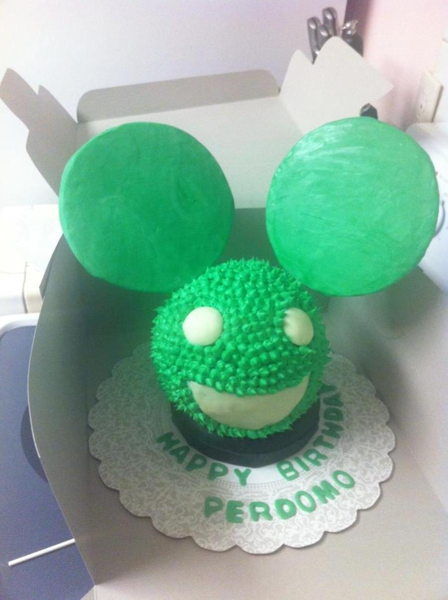 Deadmau Cake Recipe