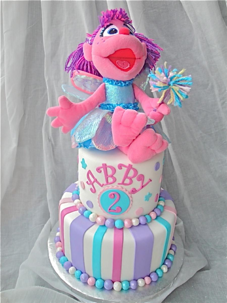 Abby S Abby Cadabby Cake Cakecentral Com
