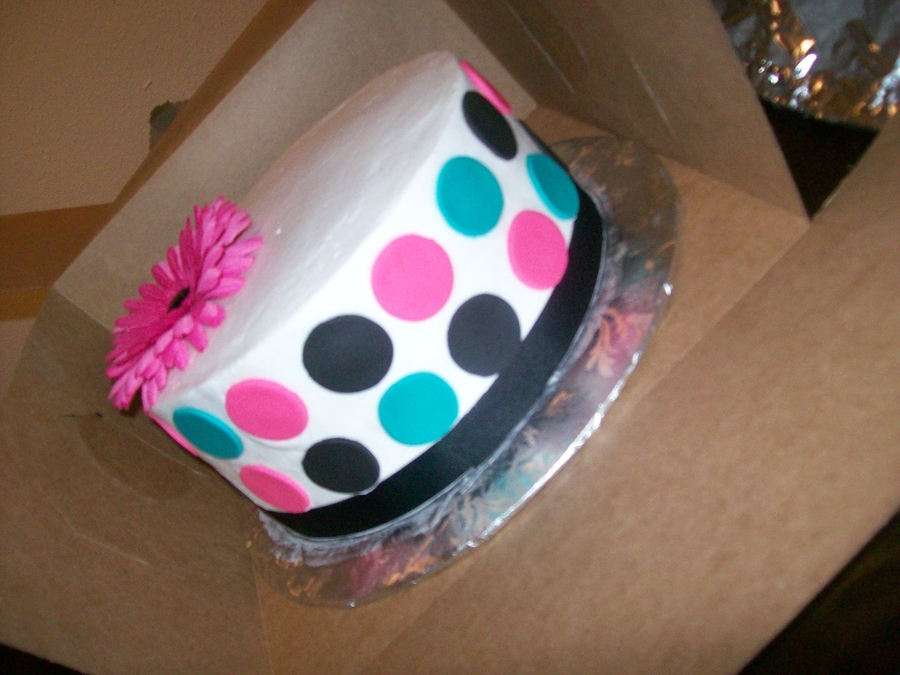 Chic Birthday Cake  on Cake Central