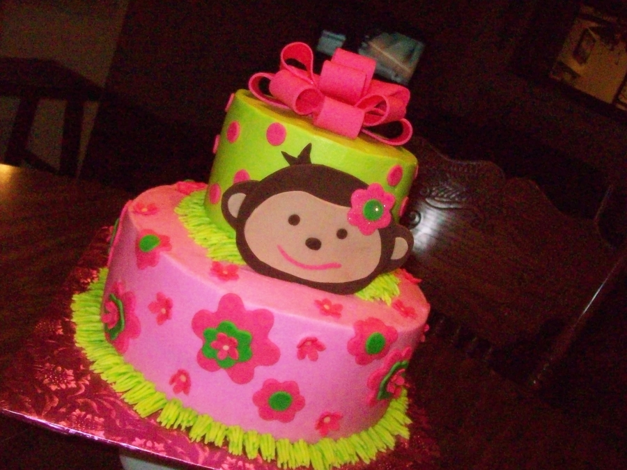 Monkey Love on Cake Central