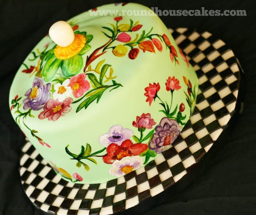 Mackenzie Childs Cake Plate Cake Cakecentral Com