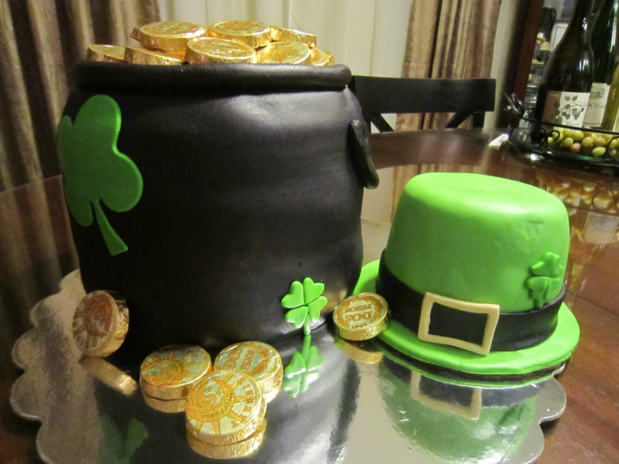 St Patricks Day on Cake Central