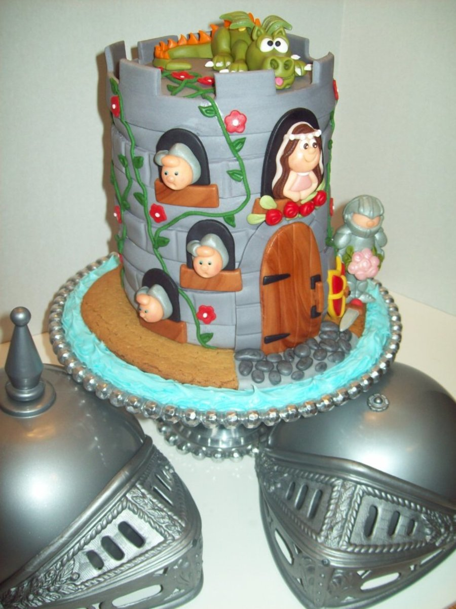Knight In Shining Armor Cakecentral Com
