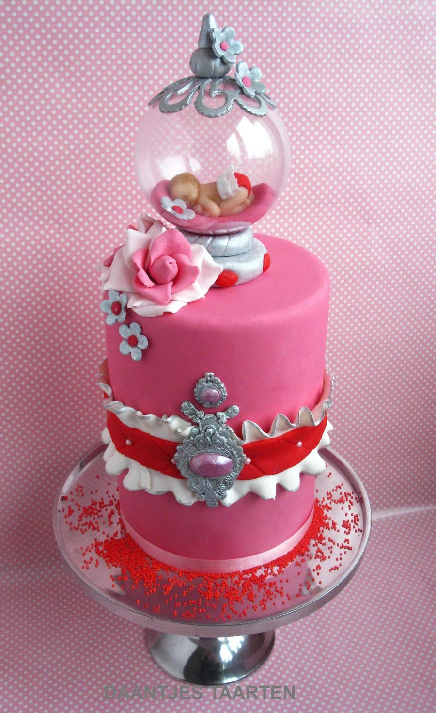 Lovely Baby  on Cake Central