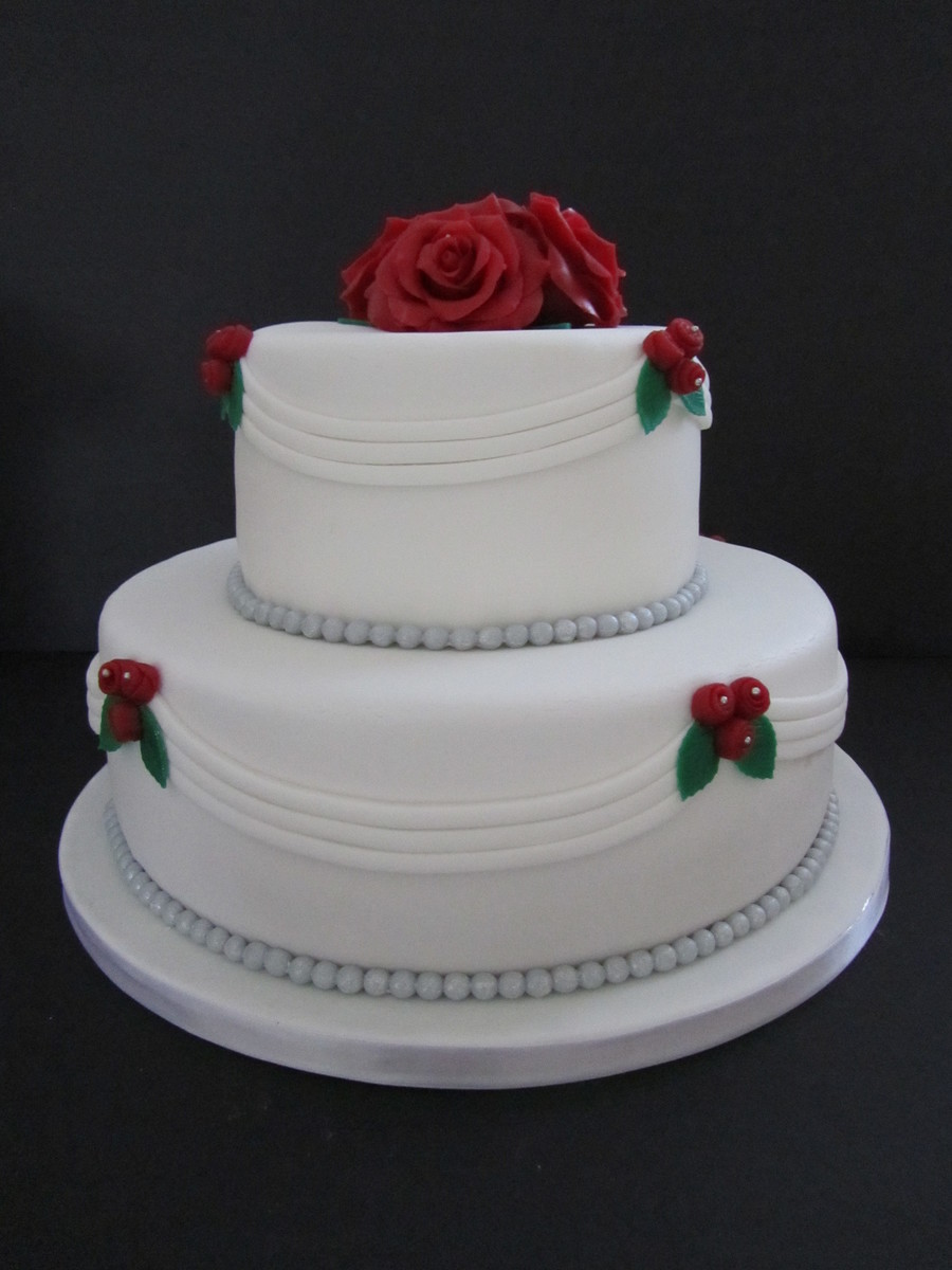 classic white wedding cakes classic white wedding cake cakecentral 12876
