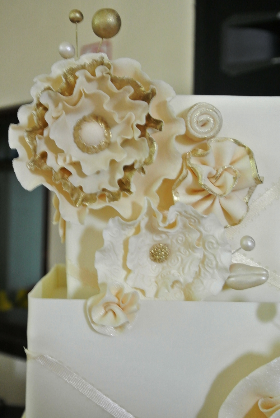 Image Result For  Inch Wedding Cake