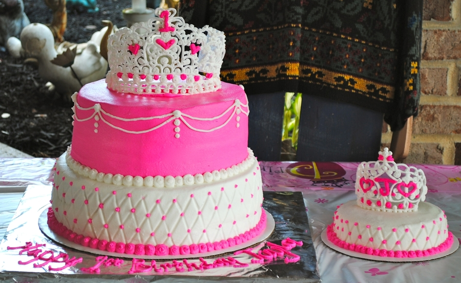 Princess Birthday Cake Cakecentral