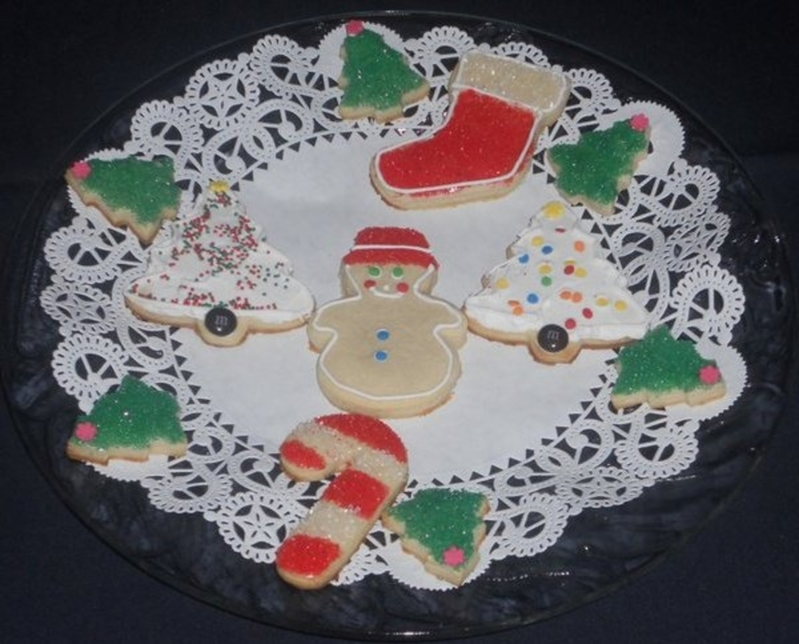 2010 Christmas Cookies on Cake Central