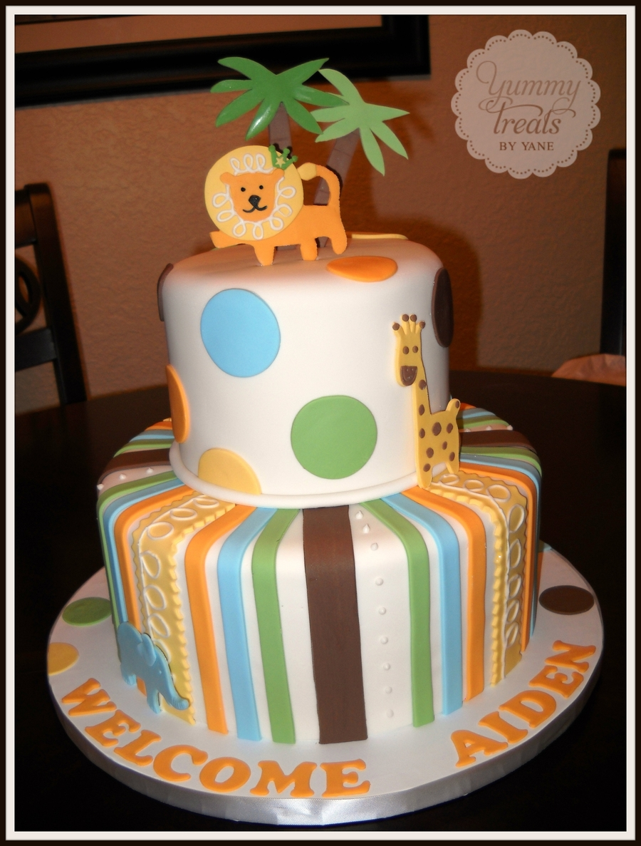 King Of Jungle! on Cake Central