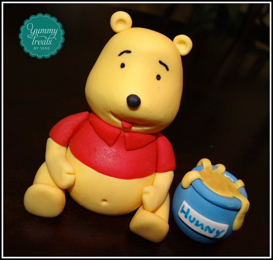 Winnie The Pooh! on Cake Central