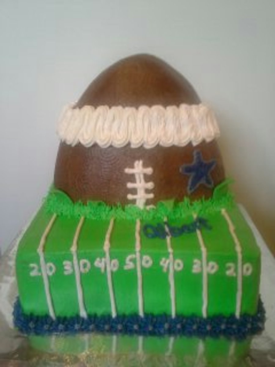 Cowboys Birthday Cakeall Cake on Cake Central