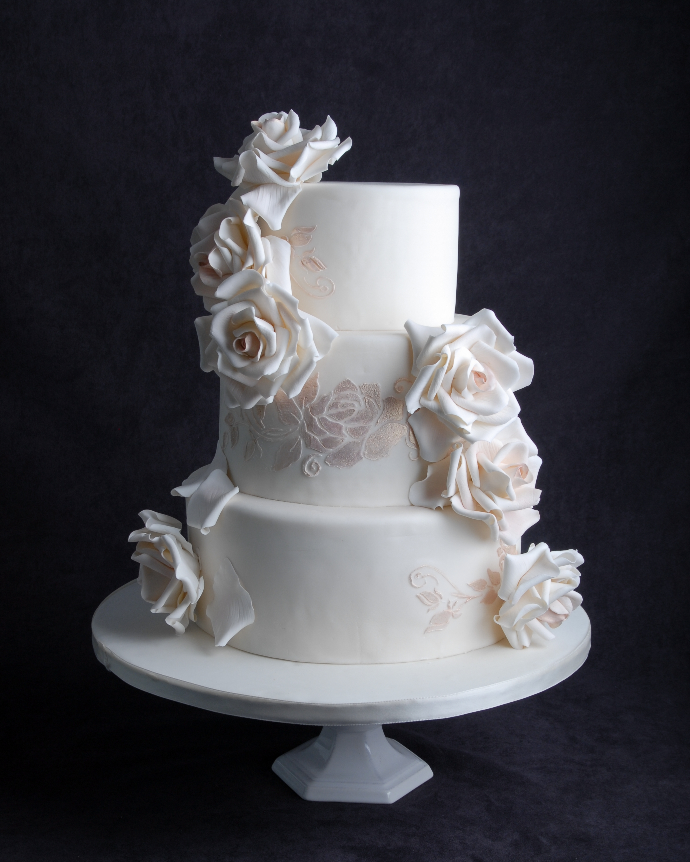 modern wedding cake gallery modern wedding cakes cakecentral 17474