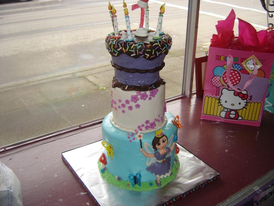 Birthday Fairy Cakecentral Com