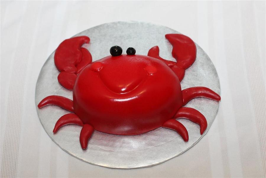 Crab Smash Cake Cakecentral